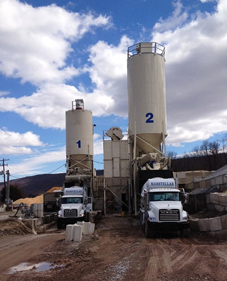 Concrete Delivery Harrisburg PA | Marstellar Oil & Concrete