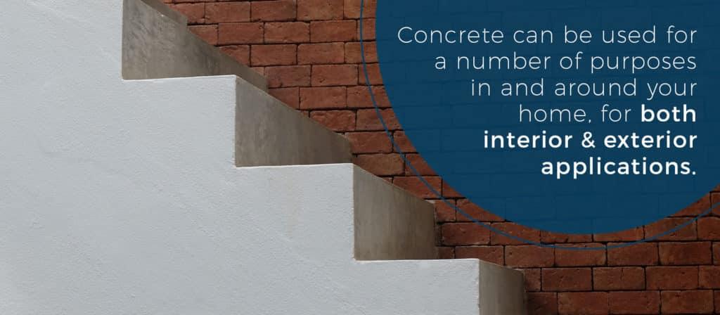 Unique Uses For Concrete