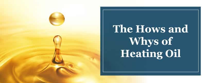 heating oil facts